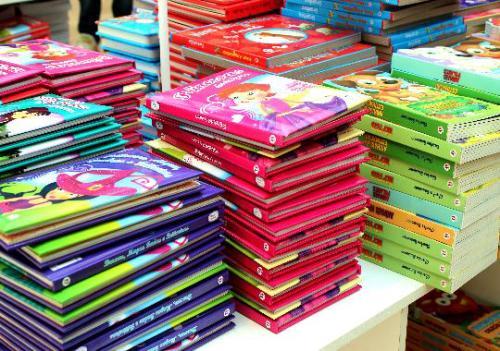 Troca de Livros Infantis
