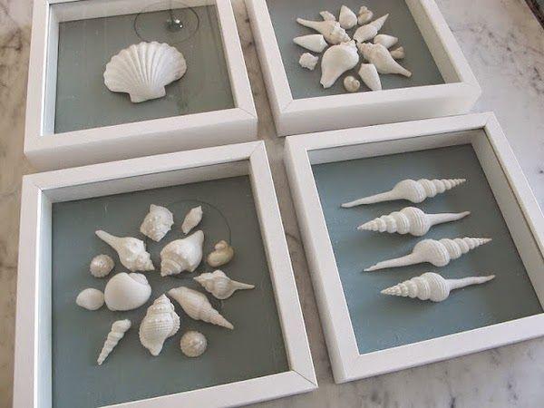 Conchas inspiram looks e objetos de decora o - Como hacer conchas finas ...