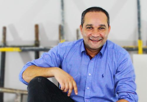 Alessandro Silva-gestor CASACOR ALAGOAS