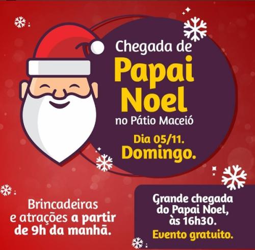 Natal - Shopping Patio Maceio