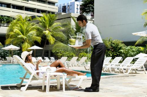 www.tbfoto.com.br MERCURE RECIFE MAR HOTEL CONVENTIONS  - Recife