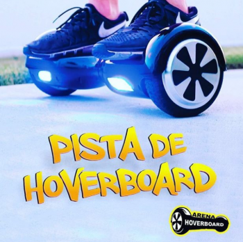 Shopping Patio Maceio - Arena Hoverboard (1)