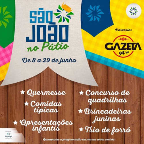 Sao Joao no Patio