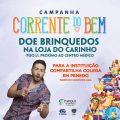 """""""Loja do Carinho"""": ação social marca Natal do Parque Shopping"""