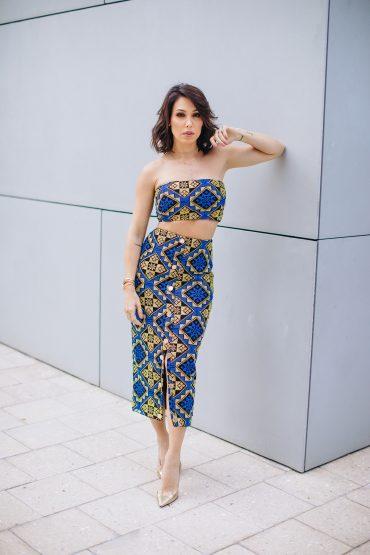 Bella Falconi assina a coleção-cápsula da marca NX