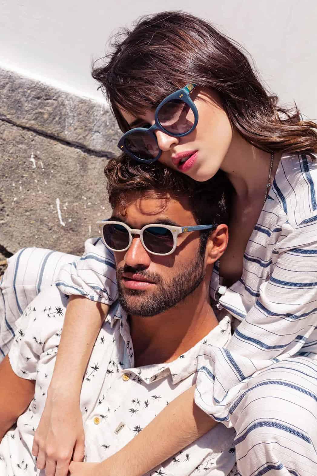 Charme e exclusividade nos óculos da Vanilla Eyewear